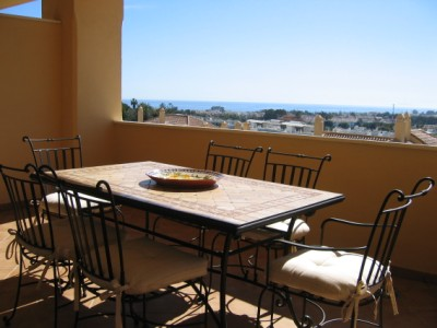 Big Terrace, Sea Views, WiFi (1-8 months)